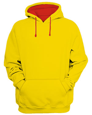 Varsity yellow red